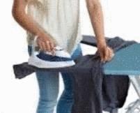 repasser un v tement habill en satin en soie ou en tissu m tallique tout pratique. Black Bedroom Furniture Sets. Home Design Ideas