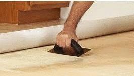 Poser du lino ou un sol vinyle tout pratique for Comment poser vinyle sol