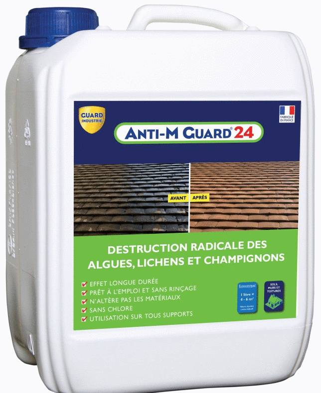antimousse Anti M Guard