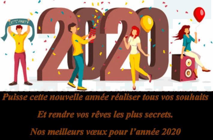 Voeux De Bonne Année Quelle Carte De Nouvel An Envoyer