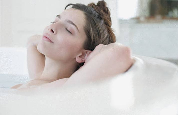 6 recettes de bain pour la santé