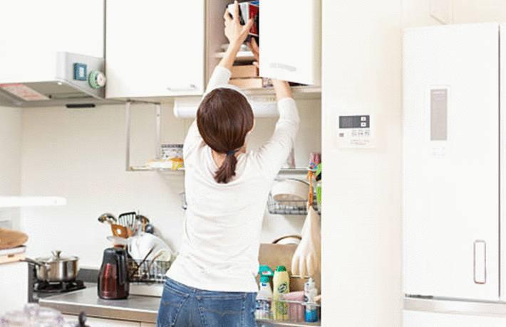 comment avoir enfin une cuisine bien rangée