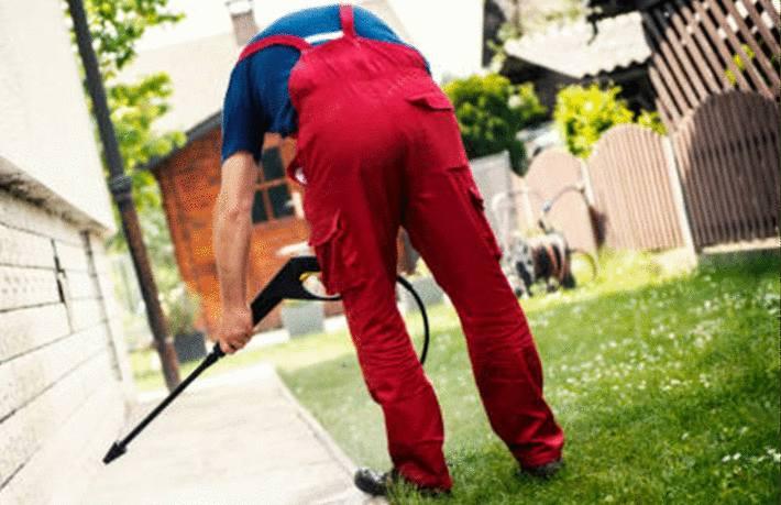comment nettoyer et protéger crépi extérieur