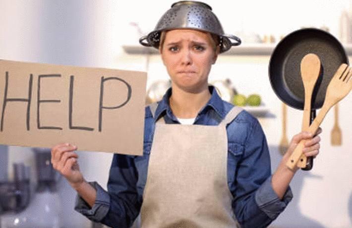 tâches ménagères :enfant, mari, compagnon qui peut aider