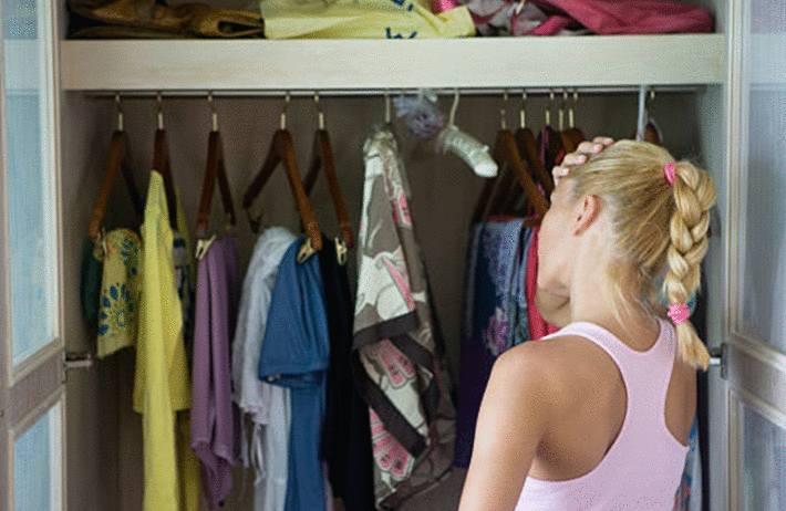comment bien tout ranger dans son armoire