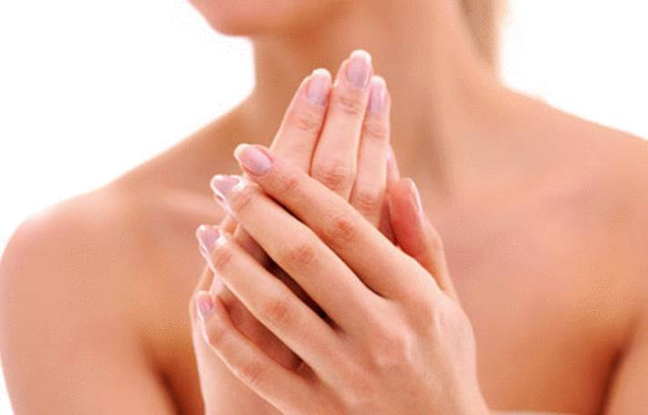 comment avoir de jolies mains