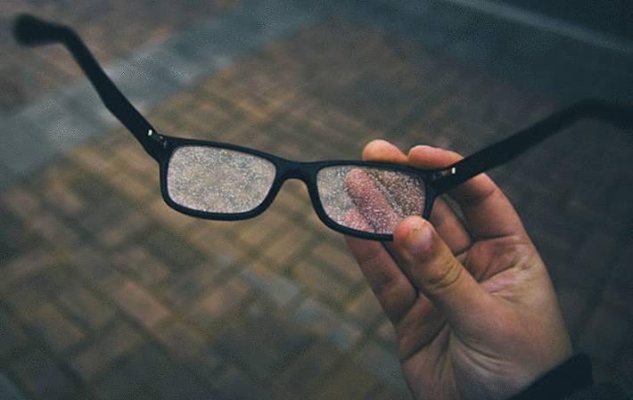 astuces pour enlever buée sur les lunettes