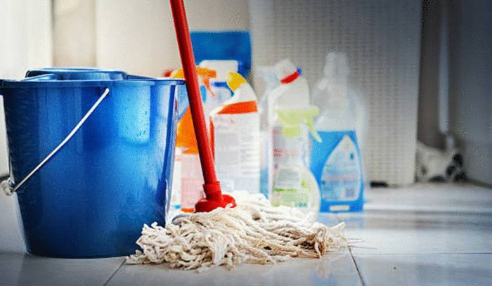 quel produit efficace pour nettoyer un sol carrelé