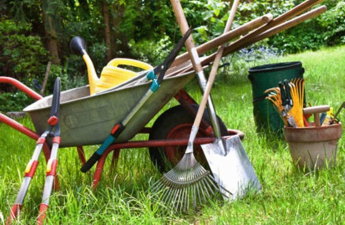 quels outils pour jardiner