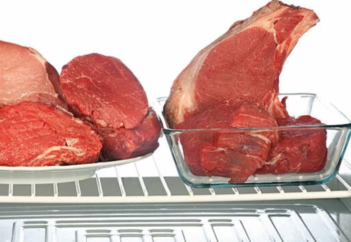 comment conserver la viande