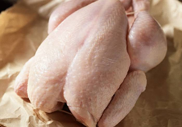 comment bien conserver le poulet