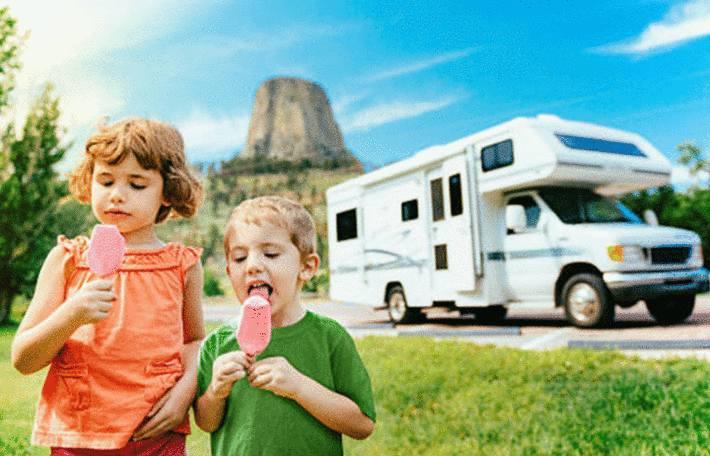 comment nettoyer les taches sur le camping car