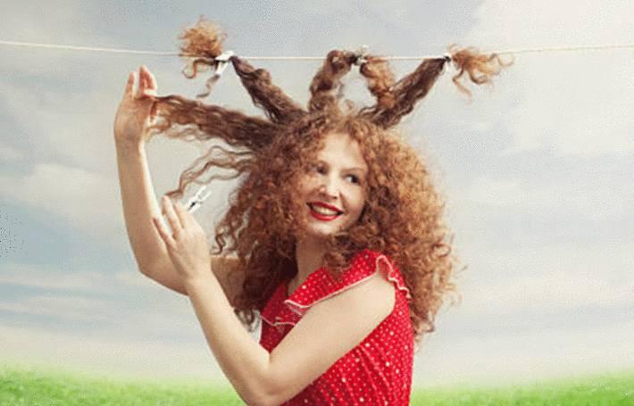 cheveux secs que faire