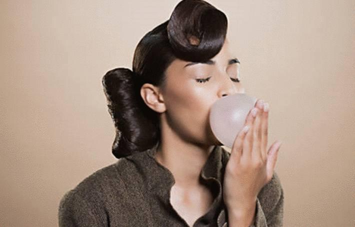 comment enlever du chewing gum collé