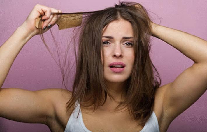 comment enlever un gros noeud dans les cheveux