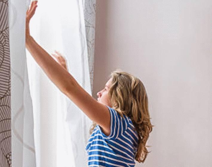 comment nettoyer les rideaux
