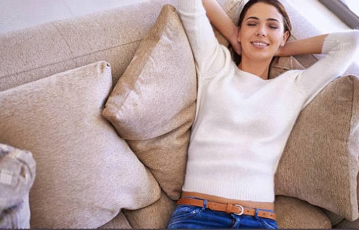 comment nettoyer la housse d'un canapé