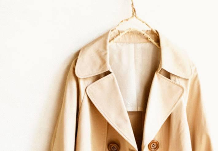 comment laver la doublure d'un manteau