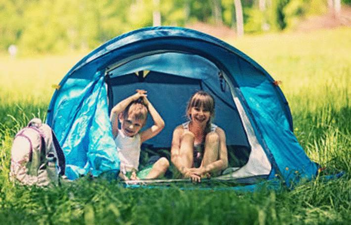 entretien et nettoyage tente camping