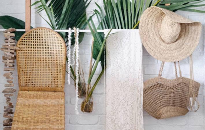 Comment peindre le bambou, le rotin ou l\'osier - Tout pratique