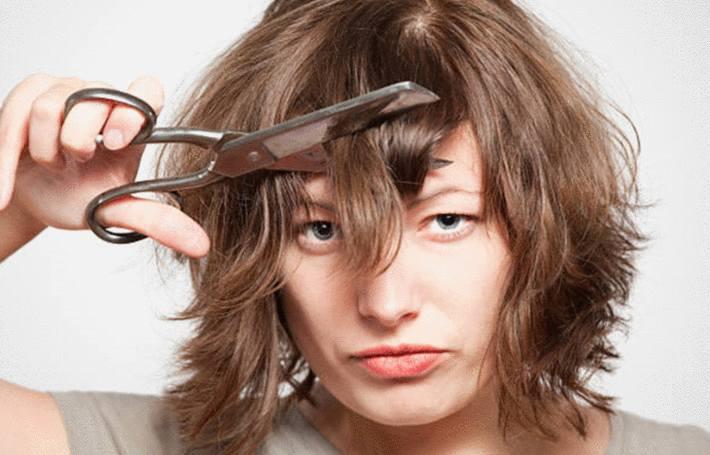 Coupe de cheveux courte pour les filles 5