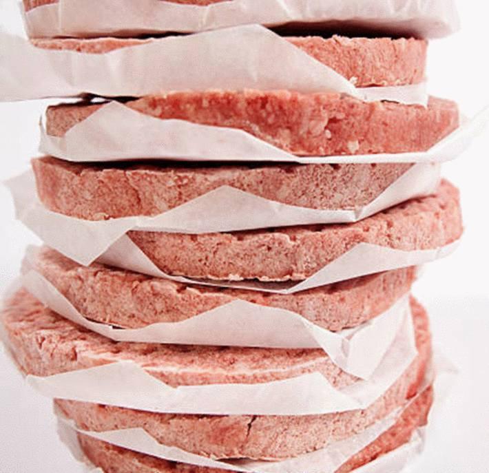 comment décongeler rapidement viande hachée