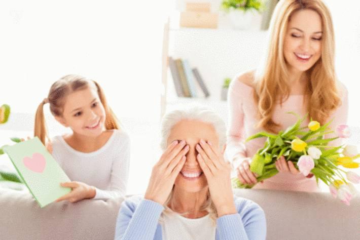 Carte fete des grands mères 10 modeles textes
