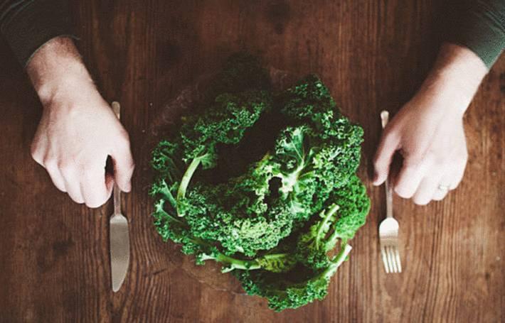 manger du kale