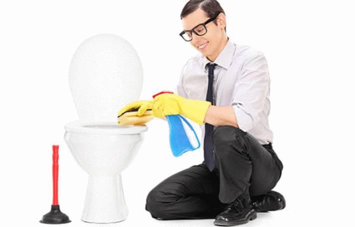 avec quoi désinfecter lunette wc