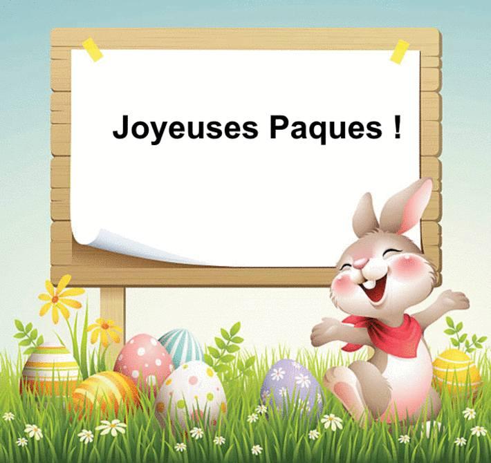 Carte Bonne Fete De Paques.Comment Souhaiter Joyeuses Paques Modele De Texte Gratuit