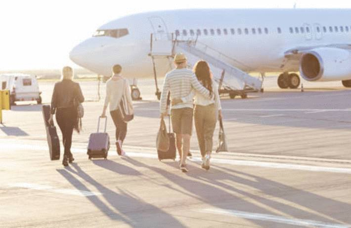 voyage en avion : savoir vivre
