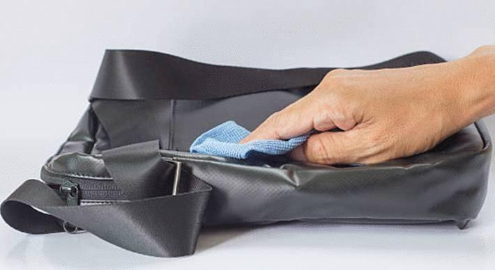 quel produit pour enlever de la colle sur du cuir