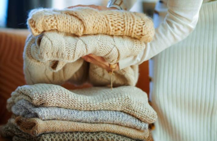 comment laver un pull en laine