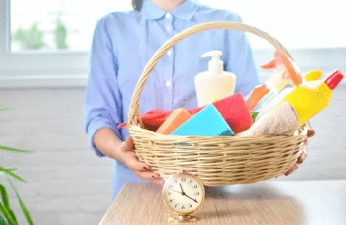 comment nettoyer sa maison au plus vite