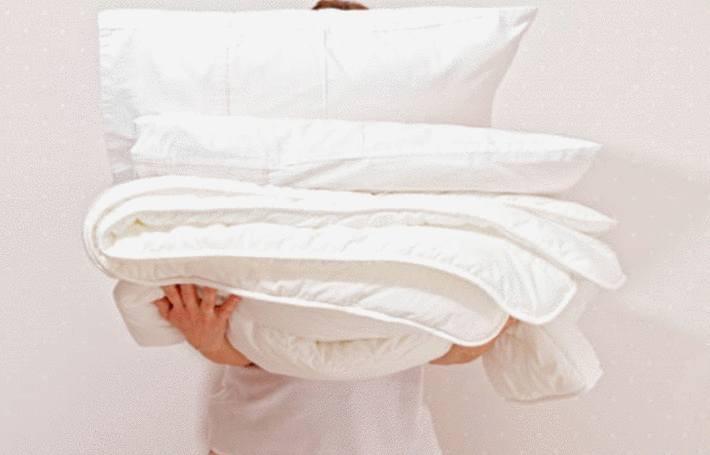 comment laver et blanchir un oreiller jauni tout pratique. Black Bedroom Furniture Sets. Home Design Ideas