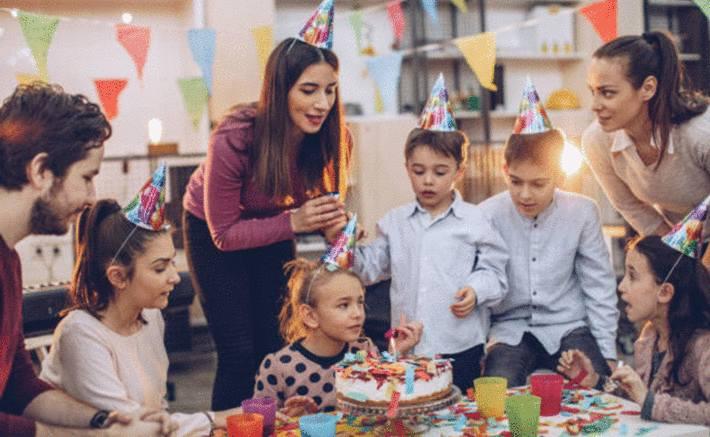 comment organiser fete enfant