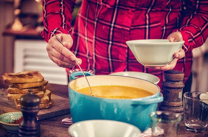 comment conserver une soupe au congélateur
