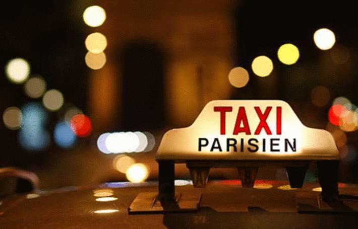 Ce qui est permis ou non avec un taxi