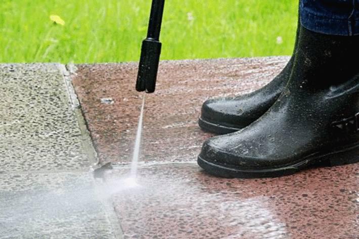 quel entretien quel nettoyage pour sa terrasse béton