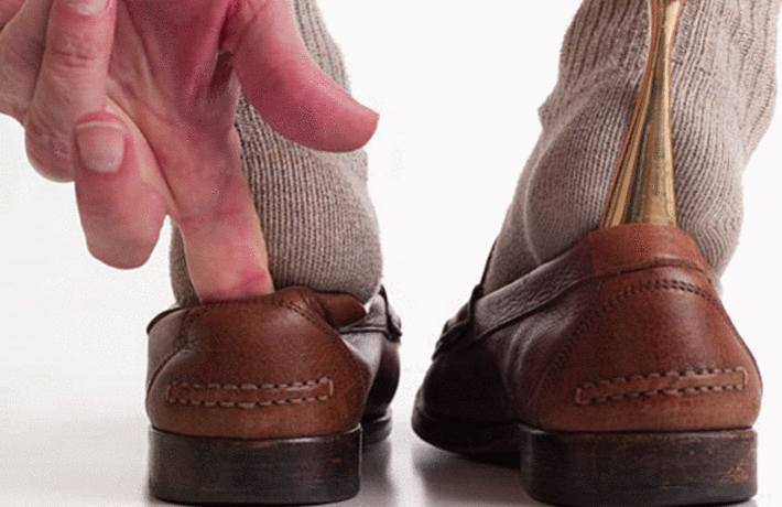 En Cuir Des Tout Comment Agrandir Pratique Chaussures D9WEYH2I