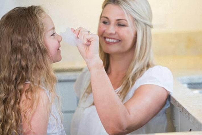 soigner son rhume avec du bicarbonate
