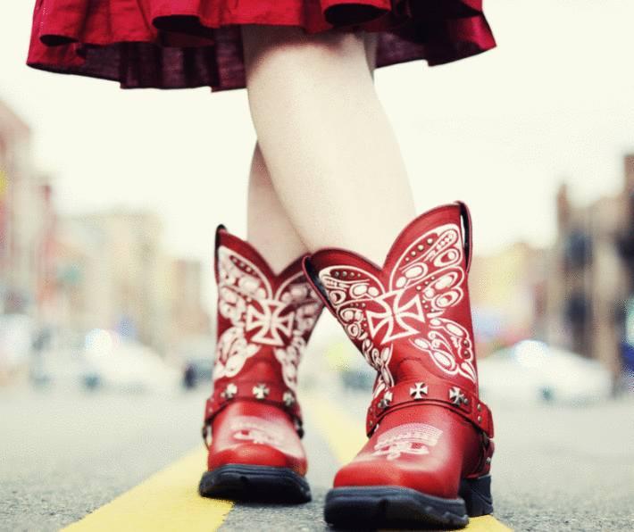 entretien des bottes