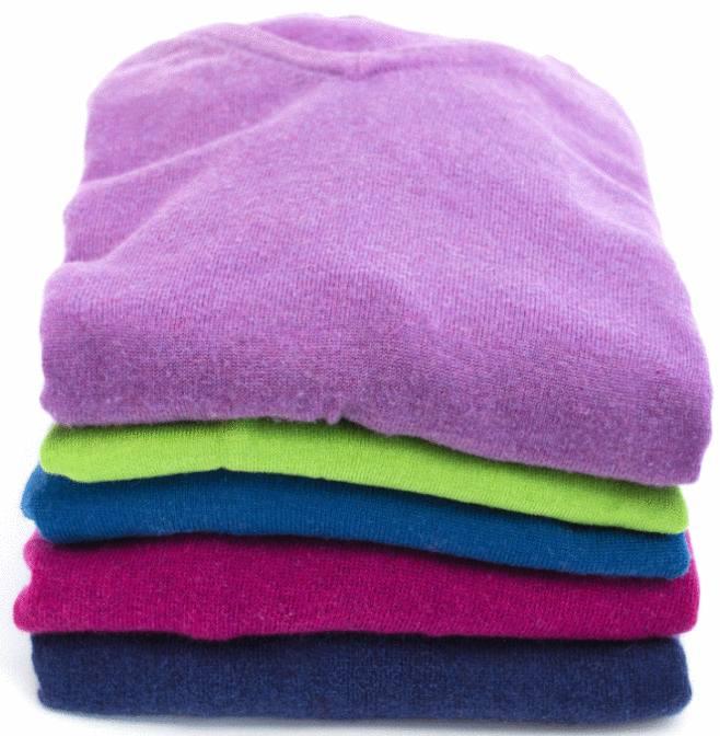 Comment laver son pull cachemire en 10 étapes