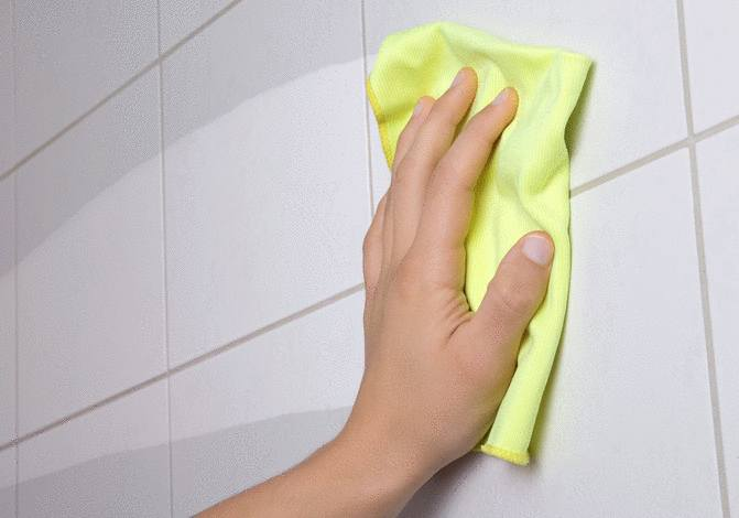 comment nettoyer tache calcaire