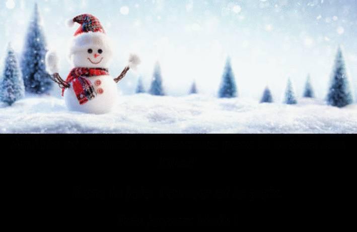 Carte De Voeux Joyeux Noel