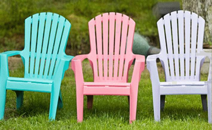 Comment nettoyer chaise jardin plastique - Tout pratique
