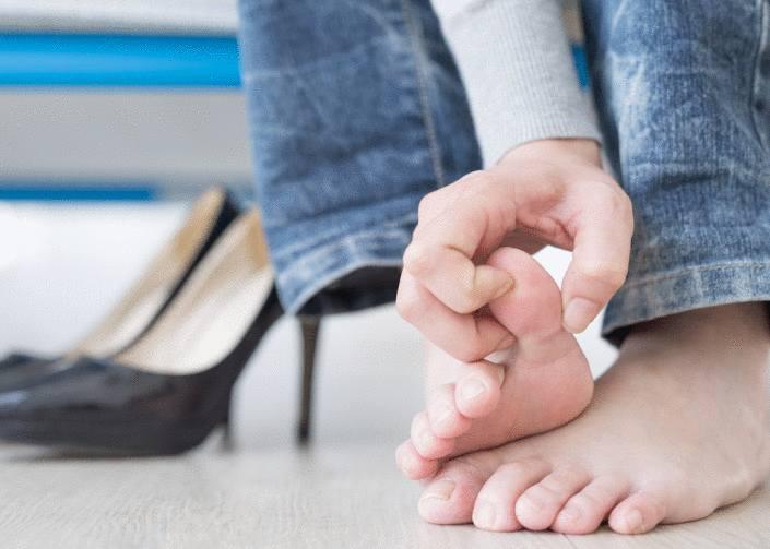 soigner mycose pieds