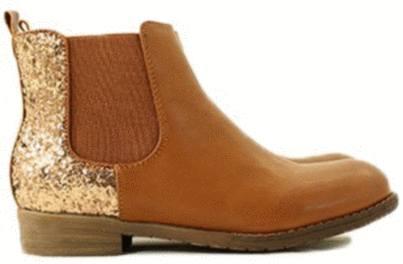 chaussure hiver à la mode