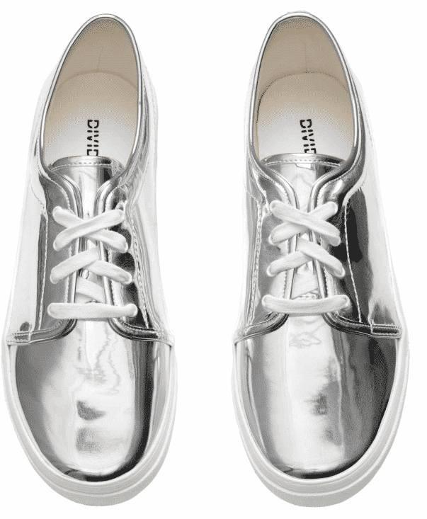 chaussure au top de la mode à petit prix