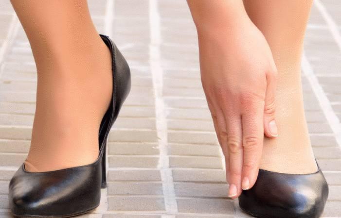 Problèmes avec les chaussures que faire Tout pratique